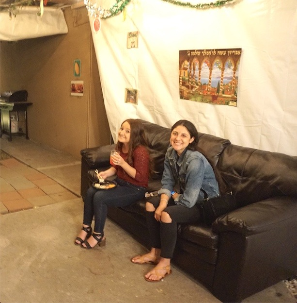 Booze and Shmooze in The Sukkah 12 - AishLIT Website