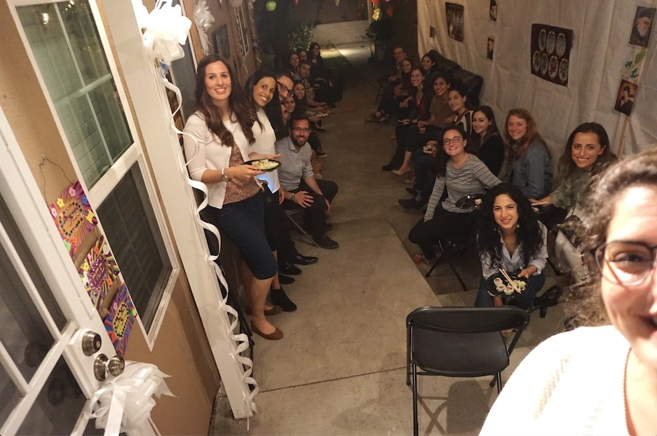 Booze and Shmooze in The Sukkah 21 - AishLIT Website