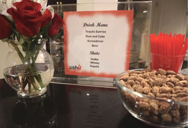 Booze and Shmooze in The Sukkah 25 - AishLIT Website