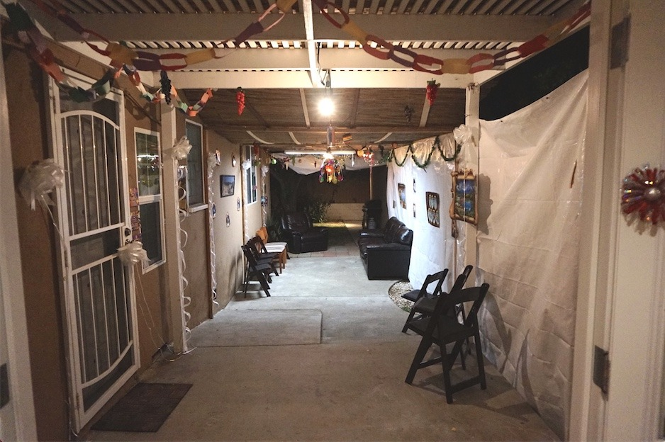 Booze and Shmooze in The Sukkah 33 - AishLIT Website