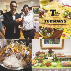Taco, Tequila, and Torah Tuesdays - 02_06_2018 Cover Photo AishLIT Website