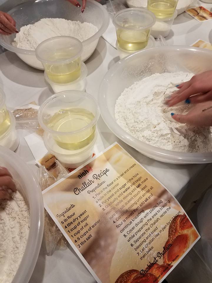 March Challah Bake - AishLIT Website 5