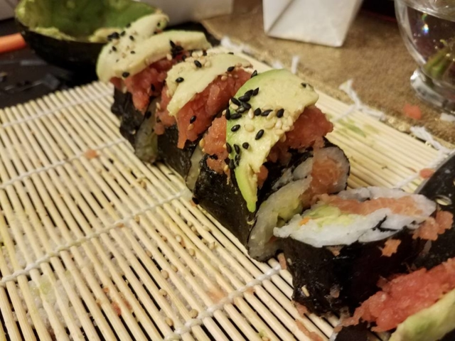 Sushi Social, Roll Your Own Sushi - AishLIT Website 17