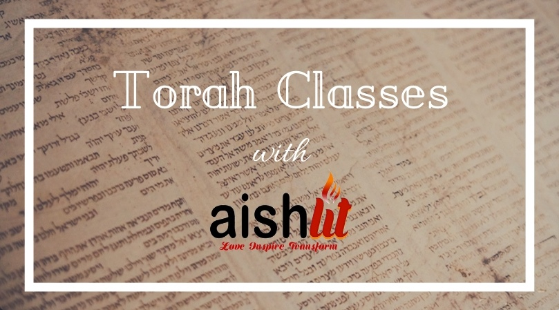 Torah Classes with AishLIT - AishLIT Website