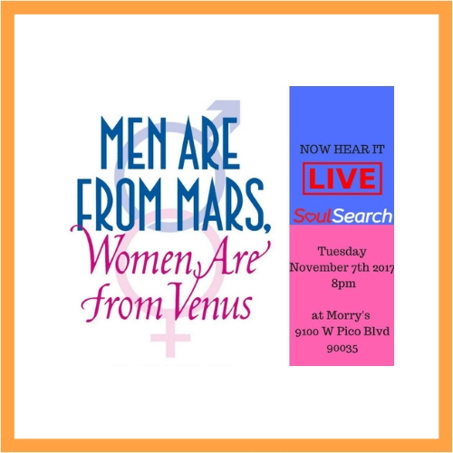 Men Are From Mars, Women Are From Venus - AishLIT Website
