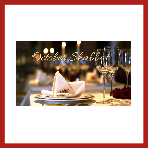 Shabbat Dinner - AishLIT Website