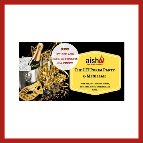 The LIT Purim Party - AishLIT Website