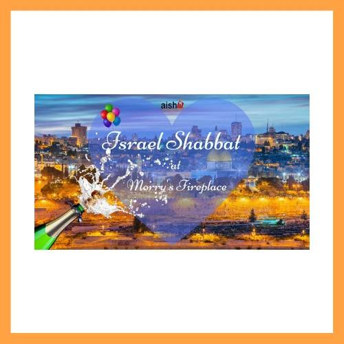 YP Israel Shabbat Celebration - AishLIT Website