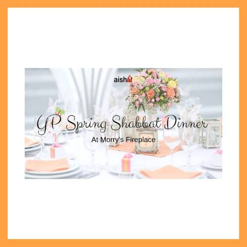 YP Spring Shabbat - AishLIT Website