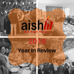 AishLIT Years In Review - 2018