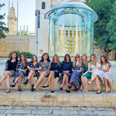 Israel Trip 2019 - AishLIT Website 2