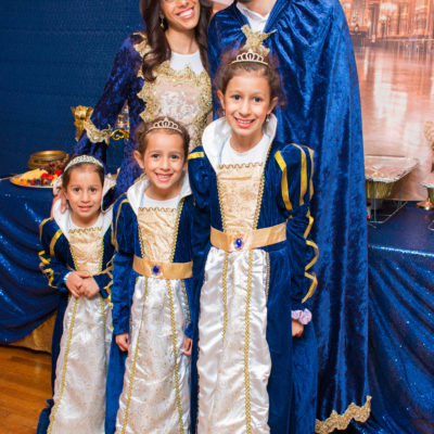 Royal Purim Party - AishLIT Website 1