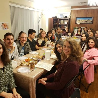 Royal Tu B'Shvat Seder - AishLIT Website 2
