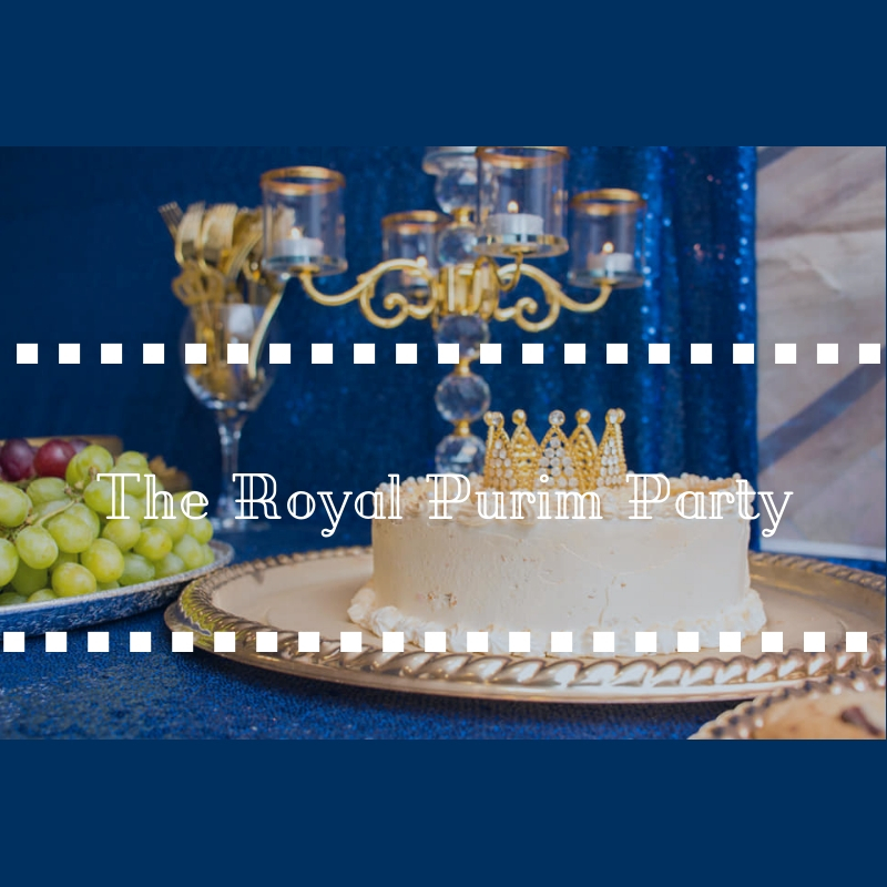 The Royal Purim Party - AishLIT Website