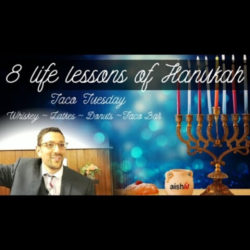 8 Lessons of Hanukkah - AishLIT Website