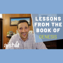 Lessons from the Book of Genesis - AishLIT Website