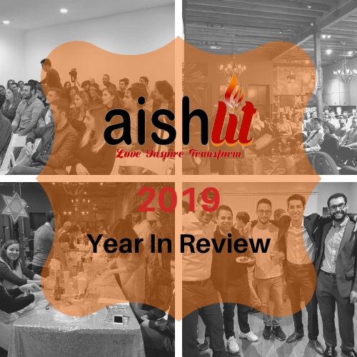 2019 Years In Review - AishLIT Website
