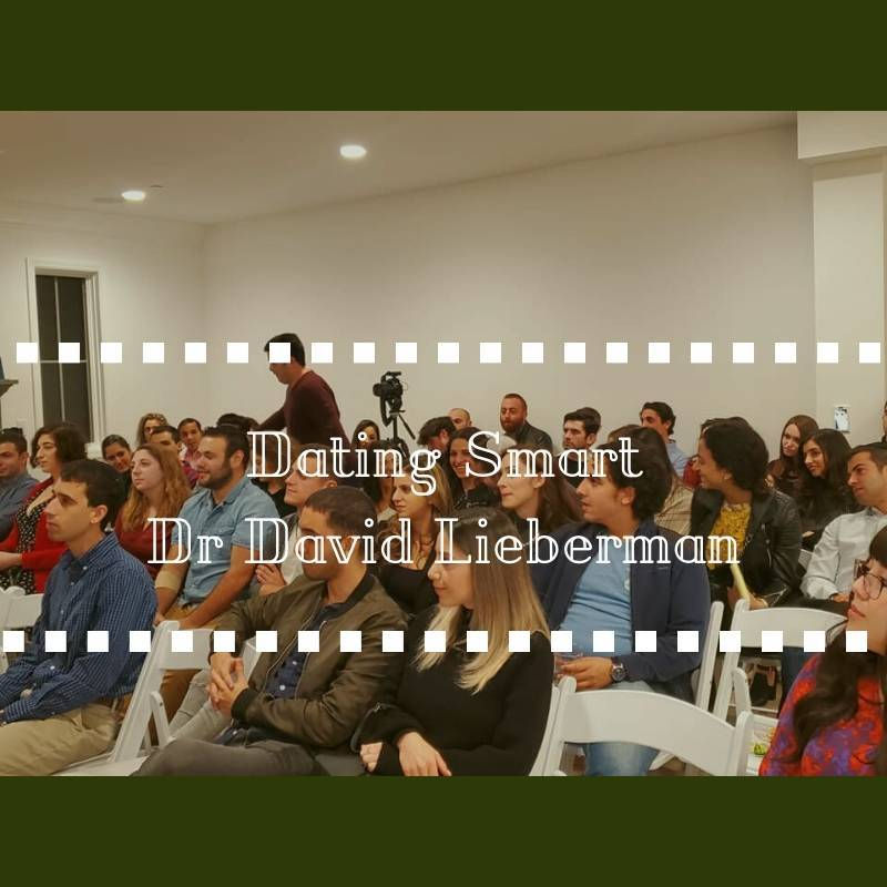 Dating Smart with Dr. David Lieberman - AishLIT Website