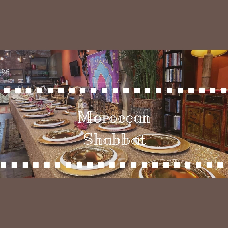 Moroccan Shabbat - AishLIT Website
