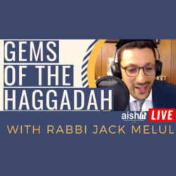 Gems of The Hagaddah - AishLIT Website