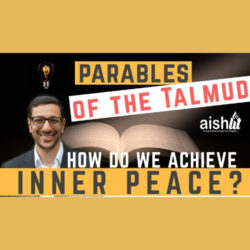 How Do We Achieve Inner Peace - AishLIT Website