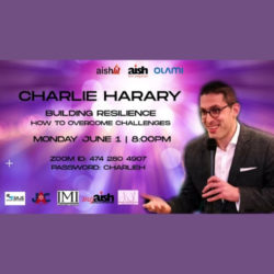 How to Overcome Challanges with Charlie Harary - AishLIT Website