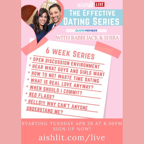 Tips for Successful Dating - AishLIT Website