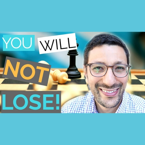 You Will Not Lose - AishLIT Website