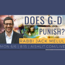 Does G-d Punish - AishLIT Wesbite