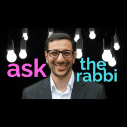 Ask The Rabbi - AishLIT Website