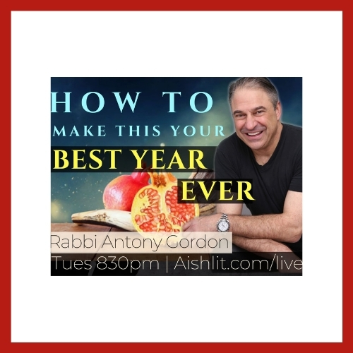 How To Make This Your Best Year Ever - AishLIT Website