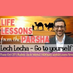 12 - Lech Lecha - AishLIT Website