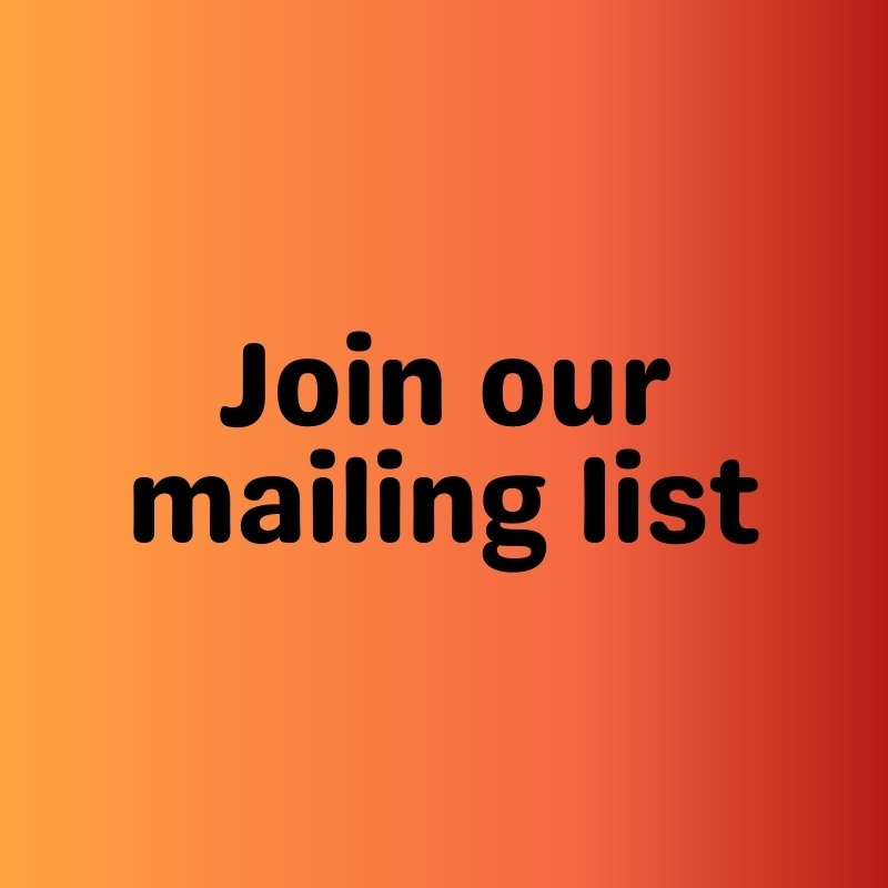 Join our mailing list - AishLIT