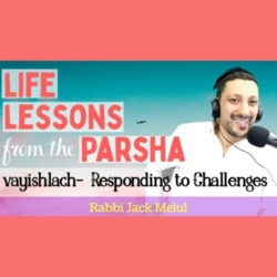 Life Lessons from the Parsha, Vayishalach - AishLIT Website