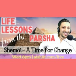 Life Lessons from the Parsha with Rabbi Jack Melul, Parshat Shemot - AishLIT Website