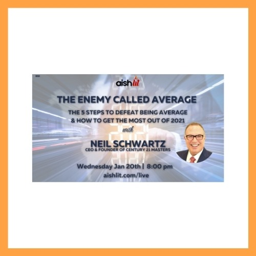 The Enemy Called Average - AishLTI Website